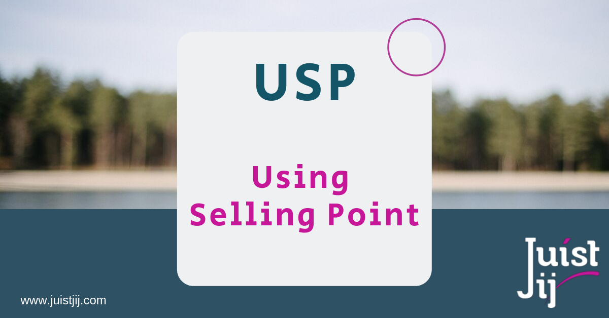 USP, Using Selling Point